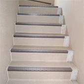 マンション 床シート張替(階段部)